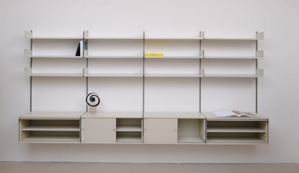 Dieter Rams Vitsoe shelf